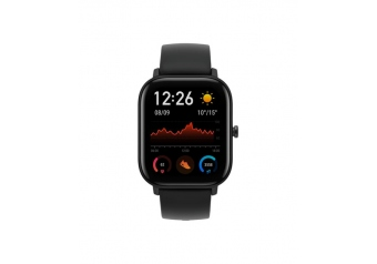 Xiaomi Amazfit A1914 GTS-Obsidian Black Akıllı Saat