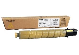 Ricoh MP C400 Yellow Sarı Orjinal Fotokopi Toneri MP C300-401 10.000 Sayfa