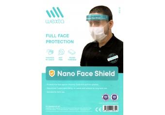 Wexta WX-22 Yüz Koruyucu  Siperlik Nano Face Shield