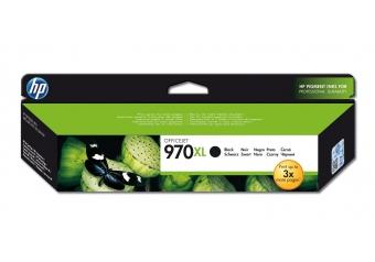 HP 970XL Black Siyah 9.200 Sayfa Kartuş CN625A