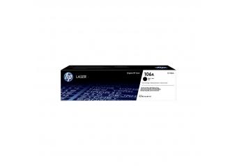 HP 106A Black Siyah 1.000 Sayfa Toner W1106A