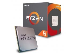 Amd Ryzen 5 2600X 4,25Ghz 19Mb Cache Soket Am4 Amd İşlemci Kutulu Box NOVGA (Fanlı)