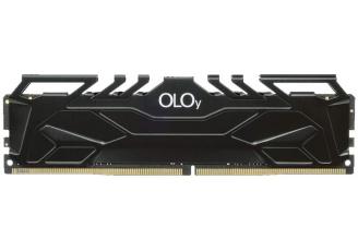 OLOy 8GB DDR4 3200MHZ C16 OWL BLACK MD4U083216BJSA Soğutuculu Pc Ram