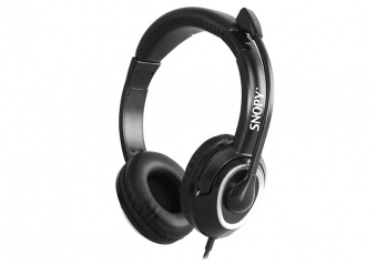 Snopy SN-X4 X-ZOOM Siyah PC&Telefon Mikrofonlu Kulaklık