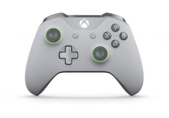 Xbox One Wıreless Oyun Kumandası-Gri Yeşil WL3-00061