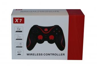 X7 Wıreless Controller Gamepad