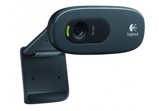 Logitech 960-001063 C270 720P HD WebCam