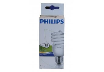 Philips Economy Twıster 20w Cdl Beyaz Ampul e27