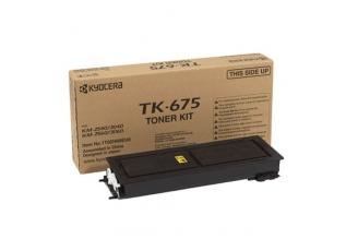 Kyocera Mita TK-675 Orjinal Fotokopi Toner