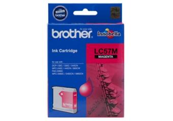 Brother LC57M LC1000 Orjinal Kırmızı Kartuş