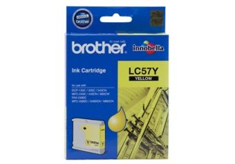 Brother LC57Y LC1000 Orjinal Sarı Kartuş