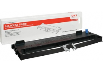 Oki ML5100-43821103 Orjinal Şerit