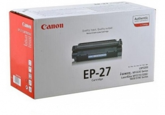 Canon EP-27 Orjinal Toner