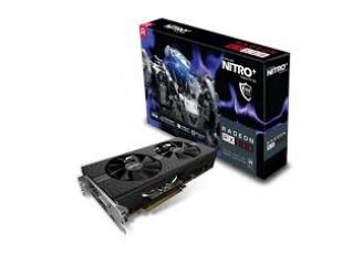 Sapphire Radeon RX580 Nitro+ OC 8GB GDDR5 256 Bit Ekran Kartı