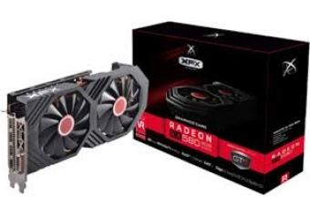 XFX AMD Radeon RX 580 GTS Edition RX-580P8DFD6 8 GB 256 Bit GDDR5 Ekran Kartı