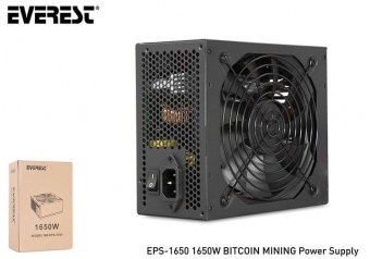 Everest Eps-1650 1650W Power Supply PLUS GOLD