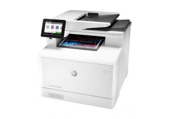 HP Laserjet Pro M479FNW W1A79A Tarayıcı + Fotokopi + Faks Renkli Çok Fonksiyonlu Lazer Yazıcı