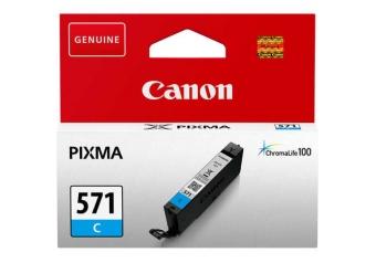 Canon CLI-571/0386C001 Mavi Orjinal Kartuş