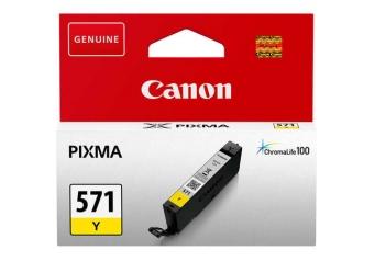 Canon CLI-571/0388C001 Sarı Orjinal Kartuş