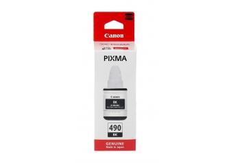 Canon GI-490 Siyah Orjinal Mürekkep
