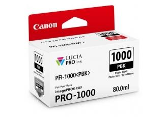 Canon PFI-1000 PBK Orjinal Foto Siyah Kartuş