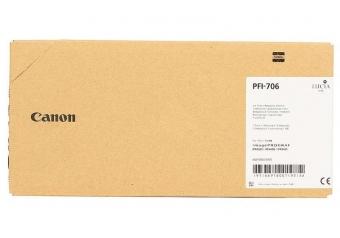 Canon PFI-706Y Sarı Orjinal Kartuş