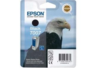 Epson T007 C13T00740120 Orjinal Siyah Kartuş