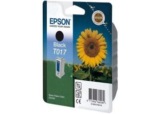 Epson T017/C13T01740120 Orjinal Siyah Kartuş