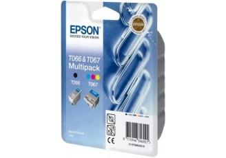 Epson T066-T067 C13T06624020 Orjinal Avantaj Paket