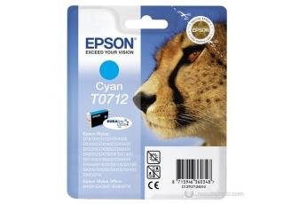 Epson T0712-C13T07124020 Orjinal Mavi Kartuş