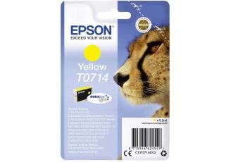 Epson T0714-C13T07144020 Orjinal Sarı Kartuş