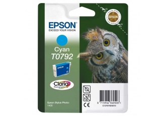 Epson T0792-C13T07924020 Orjinal Mavi Kartuş