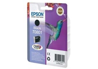 Epson T0801-C13T08014020 Orjinal Siyah Kartuş