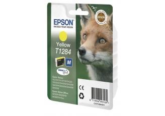 Epson T1284-C13T12844020 Orjinal Sarı Kartuş