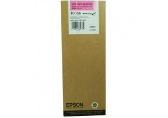 Epson T6066 C13T606600 Orjinal Açık Kırmızı Kartuş