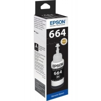 Epson T6641-C13T66414A Orjinal Siyah Mürekkep