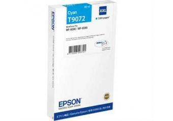 Epson T9072 XXL Mavi Orjinal Kartuş