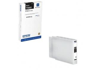 Epson T9081XL Siyah Orjinal Kartuş