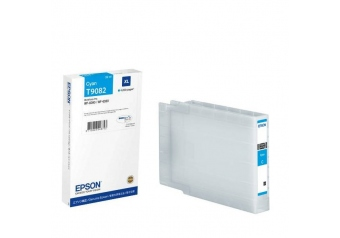 Epson T9082XL Mavi Orjinal Kartuş