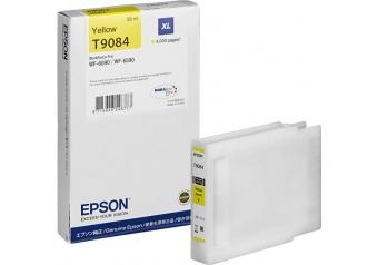 Epson T9084XL Sarı Orjinal Kartuş