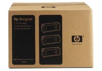 Hp 90-C5083A Orjinal Mavi Kartuş 3'Lü Paket