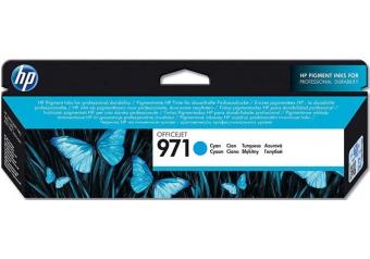 Hp 971-CN622AE Orjinal Mavi Kartuş
