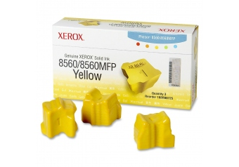 Xerox Phaser 8560-108R00725 Sarı Orjinal Kartuş