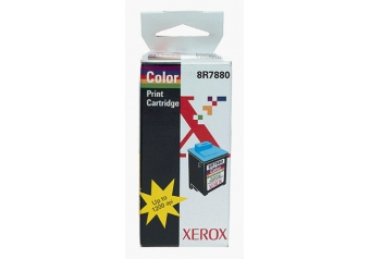 Xerox DocuPrint C20-8R7880 Renkli Orjinal Kartuş