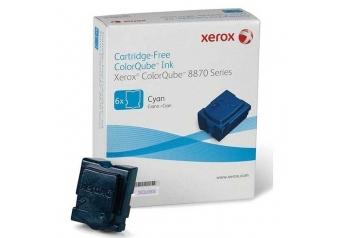 Xerox ColorQube 8870-108R00958 Orjinal Mavi Kartuş  - 6'Lı