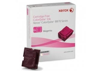Xerox ColorQube 8870-108R00959 Orjinal Kırmızı Kartuş  - 6'Lı
