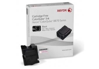 Xerox ColorQube 8870-108R00961 Siyah Orjinal Kartuş - 6'Lı
