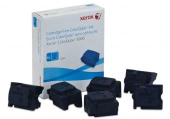Xerox ColorQube 8900-108R01022 Mavi Orjinal Kartuş - 6'Lı