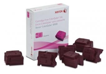 Xerox ColorQube 8900-108R01023 Kırmızı Orjinal Kartuş - 6'Lı