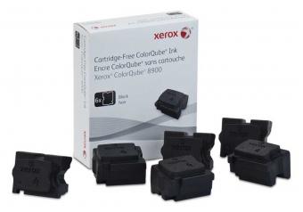 Xerox ColorQube 8900-108R01025 Siyah Orjinal Kartuş - 6'Lı